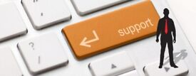 IT support - Technical support offered to companies and individuals