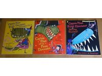 Books Captain Flinn And The Pirate Dinosaurs Books By Giles Andreae As New Condition £1 Each