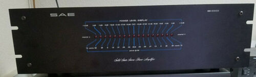 SAE 3100 Amplifier