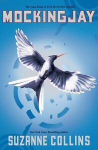 MOCKINGJAY BY SUZANNE COLLINS - HARDCOVER