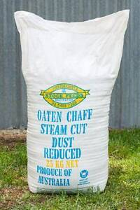 Freemantle Oaten Chaff 25kg Orford Glamorgan Area Preview