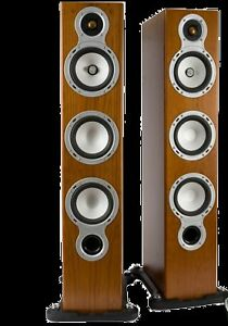 Monitor Audio GS60 floor standing speakers