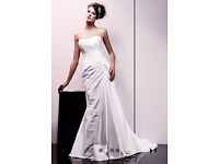 Suzanne Neville Wedding Dress size 12/14