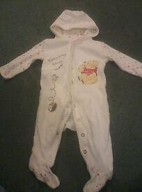 Children Boys Clothes and Sleeping Bags Bundle 0 -18 months
