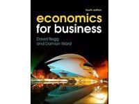 Economics for Business Paperback-Fourth Edition-David Begg