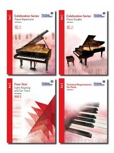 Royal Conservatory Piano Celebration Series Level 2 Edition