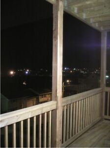 Furnished Harbourview Suites, Breathtaking View, Large Deck