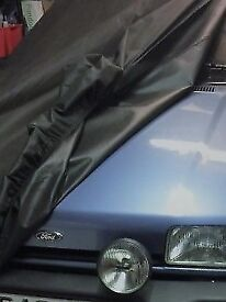 Ford Fiesta Mk2 XR2 cover, used but in excellent condition.