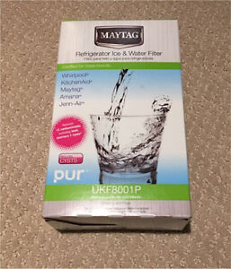 Maytag refrigerator ice and water filter