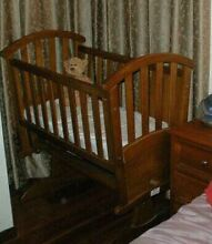 Baby Cradle Cot Brookwater Ipswich City Preview
