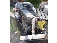 FORD - 4 Cylinder D Engine
