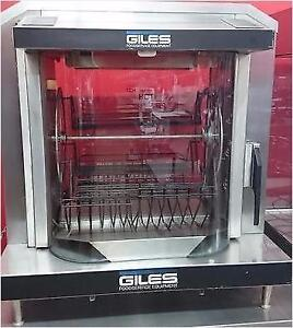 Giles Commercial Chicken Rotisserie - Rotisserie - iFoodEquipment.ca