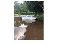 Canal boat, river boat, sea boat
