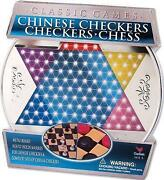 Metal Chinese Checkers