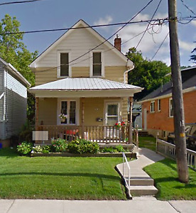 3 BR Single Family Home for Rent on the West Side of Owen Sound