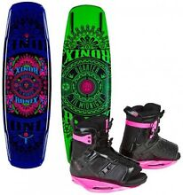 Ronix Quarter 'Til Midnight Wakeboard - Womens 2013 Beaumaris Bayside Area Preview