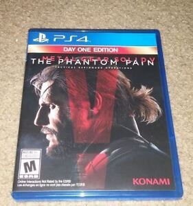 Metal Gear Solid V - PS4 - Georgetown ON