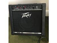 Peavey Rage 158 Amplifier.