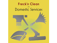 Freck'n Clean Cleaning Services