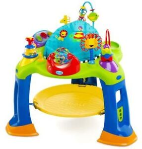 Practically New Oball Obounce Activity Centre (Exersaucer)