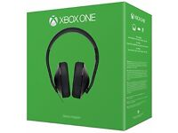 Xbox 1 official headset