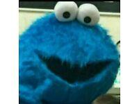 Xxl Cookie Monster