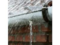 Gutter cleaning from £40. Roof repairs fr£75, resealing ,roof cleaning storm damage.