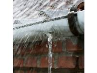 Gutter cleaning from £40. roof cleaning from £150. roof repair from £75