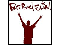 SOLD OUT - Fatboy Slim Tickets x2 For Sale, Friday 29th July in Newcastle!!