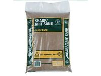 26 Bags of Sharp Sand