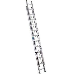 32 Feet Aluminum Extension Ladder