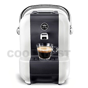 NEW Lavazza espresso coffee machine with milk frother RRP $180 Bellevue Hill Eastern Suburbs Preview