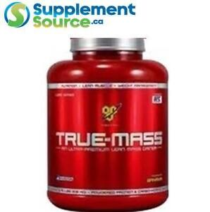 BSN TRUE MASS, 5.75lb - Chocolate Milkshake