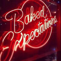 BAKED EXPECTATIONS IS HIRING EXPERIENCED BAKERS