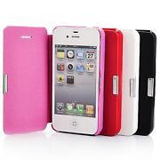 iPhone 4S Slim Flip Case