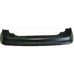 New Painted 2007 2008 2009 2010 Ford Edge Rear Bumper & FREE shipping