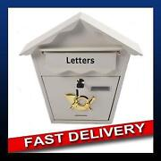 Outside Letter Box