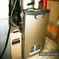 Furnaces & ACs - NO Upfront Costs   Easy & Affordable Upgrades!