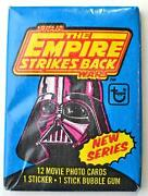 Empire Strikes Back Sticker