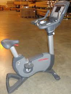 Life Fitness Inspire Series Commercial Stationary Bikes-SALE