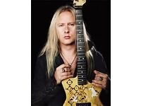 Alice in chains cover band, needs a JERRY CANTRELL