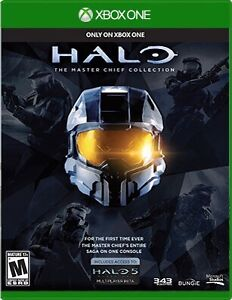 Halo Games for Sale (Xbox One, Sealed) London Ontario image 1