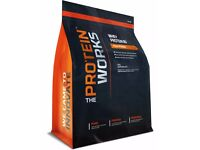 The Protein Works free £10 bag of protein