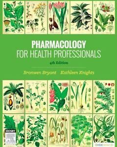 Pharmacology for Health Professionals Townsville Townsville City Preview