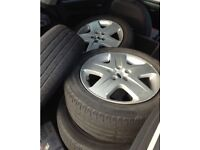 Ford Focus 16 Inch Steel Wheels