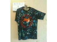 KENZO x H&M Blue Floral T-Shirt SOLD OUT BUY IMMEDIATELY Size L