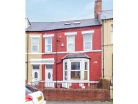 2 bedroom Upper flat situated on North Parade in the heart of Whitley Bay