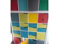 Ikea Storage Divider / Cupboard / Drawers