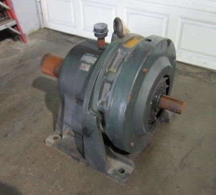 SM CYCLO Gear Reduced Drive, Model H 3255