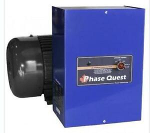 Phase Quest Digital Rotary Phase Converters and Transformers